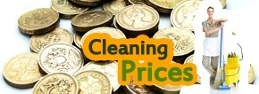 Cleaning Prices