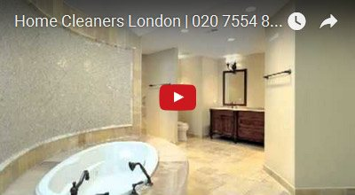 Home Cleaners London Video